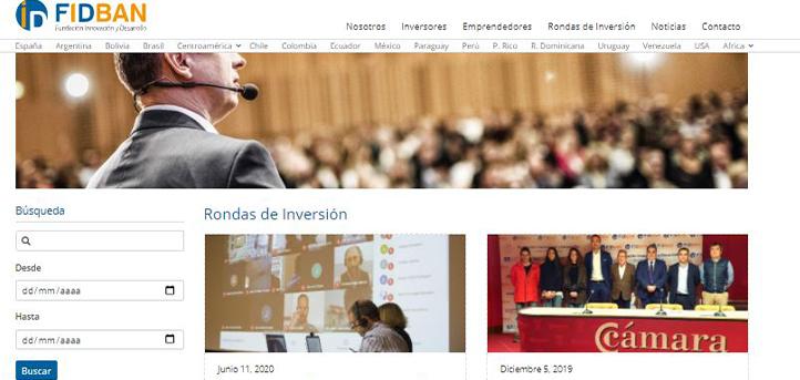 La Fundación Innovación y Desarrollo (FIDBAN) celebrará su décima ronda de inversores en Torrelavega