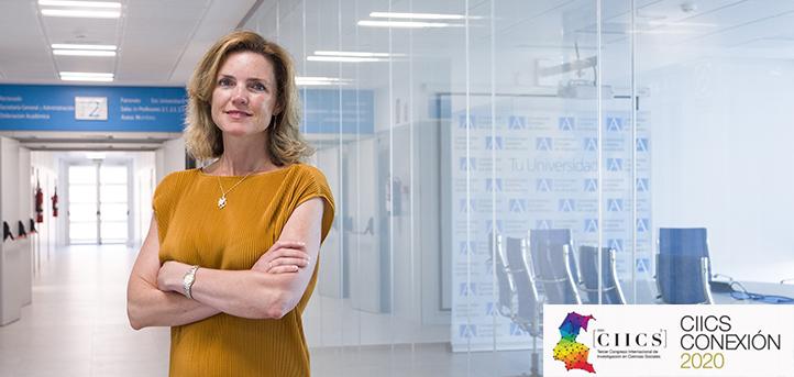 La profesora Inna Alexeeva participa en el Tercer Congreso Internacional de Investigación en Ciencias Sociales