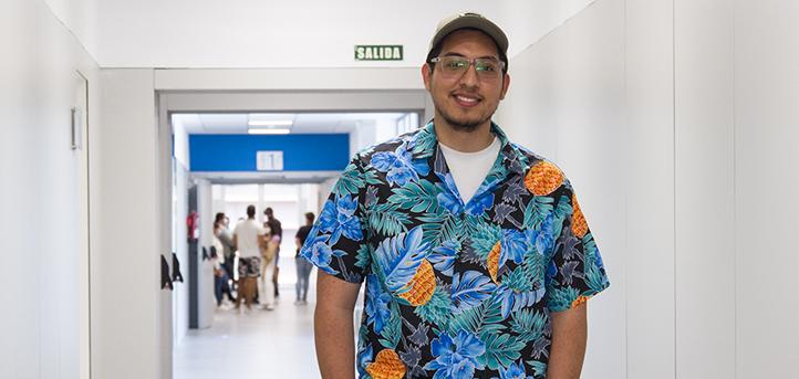 """El alumno de Comunicación Audiovisual Jacobo Chacón, participa en el V festival de cortometrajes """"Rueda con Rueda"""""""