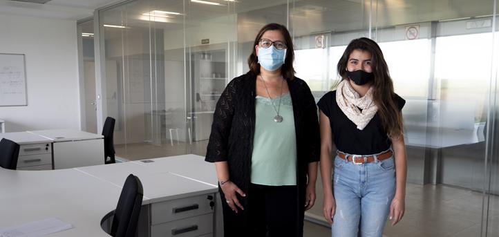 La doctora Araceli Alonso y la alumna Adriana Fernández  nos hablan sobre el papel de la profesión en el Día internacional de la Traducción