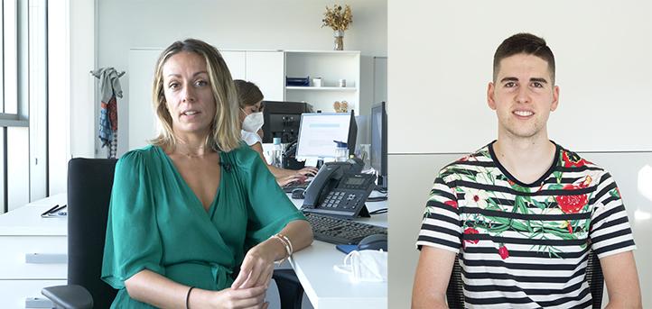 Una profesora y un alumno del grado nos hablan sobre la profesión en la conmemoración del Día Internacional del Periodista