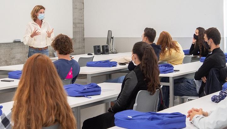 La Oficina de Relaciones Internacionales dio la bienvenida a una veintena de estudiantes Erasmus procedentes de diversos países