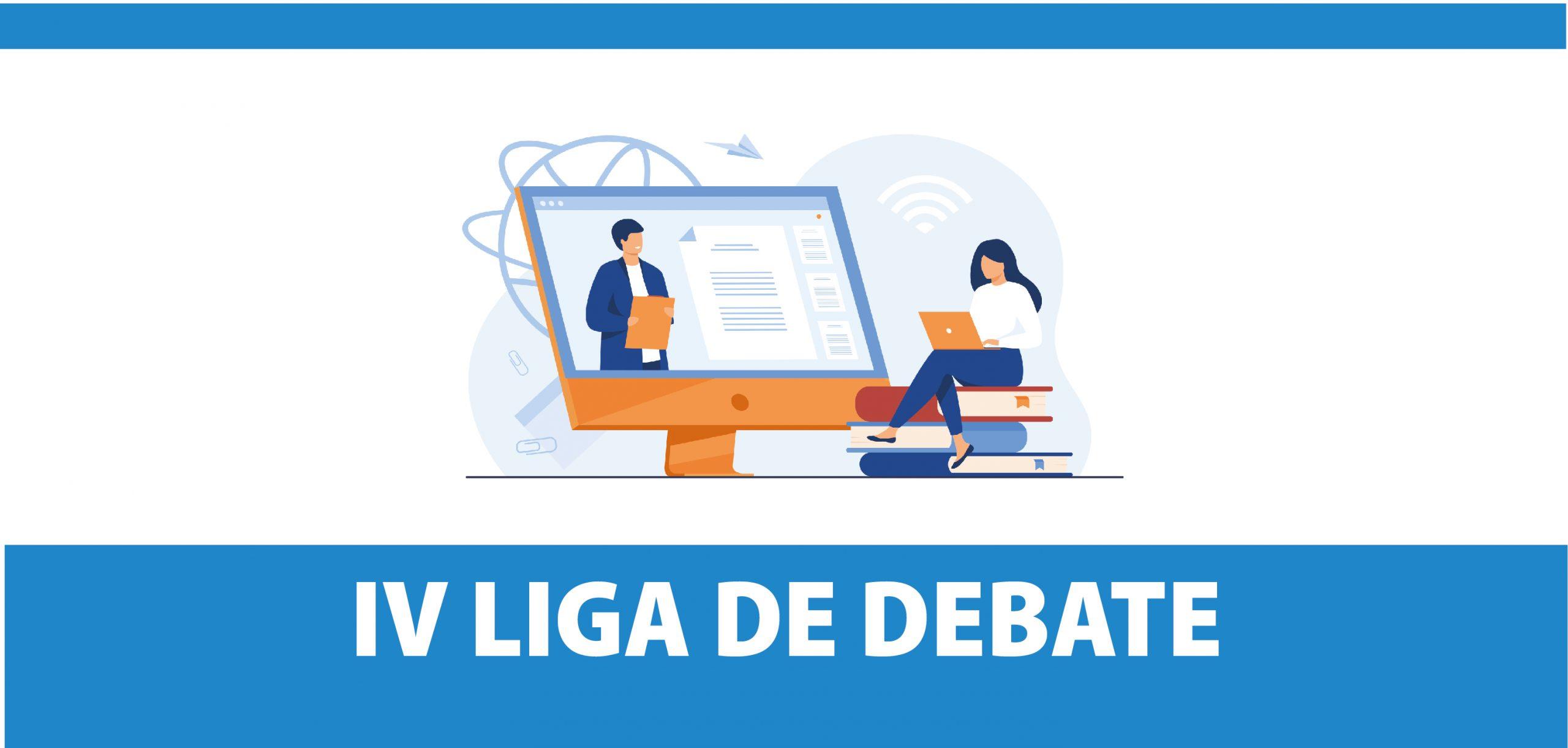 El Curso de Formación y la Liga de Debate de UNEATLANTICO, en su 4ª edición, se realizarán de manera online y se abre a la participación de otras universidades de Latinoamérica de la red de Funiber
