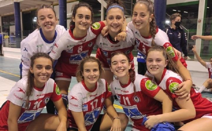UNEATLANTICO Pereda obtiene una brillante victoria en Lanzarote y supera la primera eliminatoria de la Copa de la Reina