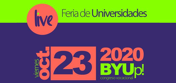 UNEATLANTICO participa en el Congreso Vocacional Build You Up el próximo 23 de octubre, con libre acceso a futuros estudiantes