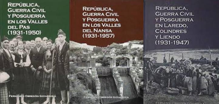 El historiador Fernando Obregón imparte una conferencia sobre la educación en Cantabria durante la II República y la Guerra Civil