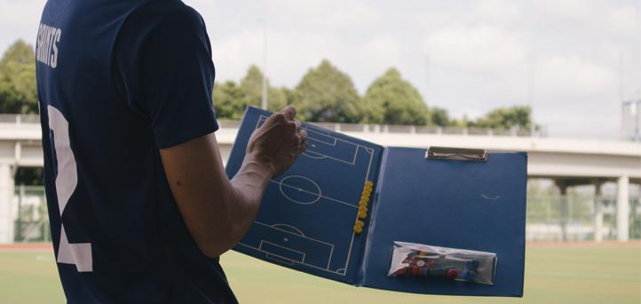 UNEATLANTICO oferta el Máster en Entrenamiento Deportivo en Fútbol y la Especialización en Entrenamiento Deportivo en Fútbol