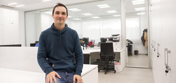 """El proyecto """"Eco"""", del profesor Nacho Gutiérrez- Solana, ha sido seleccionado para acudir al Film Market de la Berlinale 2022"""