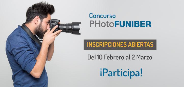 Comienza la  3ª edición del Concurso Internacional de Fotografía PHotoFUNIBER'21, organizado en colaboración con UNEATLANTICO
