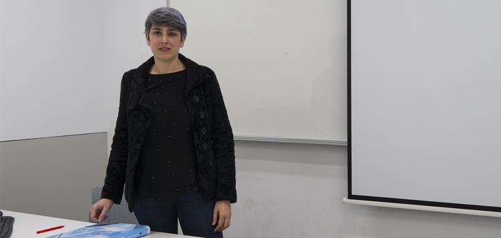 """Hablamos con Brisamar Estébanez, investigadora y docente en UNEATLANTICO, sobre la asignatura """"Sistemática del ejercicio"""""""