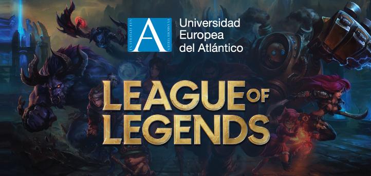 La comunidad de UNEATLANTICO podrá participar en un torneo del videojuego League of Legends a través de la plataforma Ween