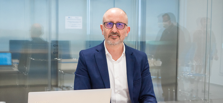 El doctor Juan Luis Martín presentó en formato online el Máster en Psicología General Sanitaria, habilitante para trabajar en esta área