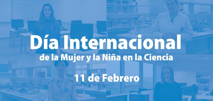 La Universidad Europea del Atlántico se suma a la celebración del Día Internacional de la Mujer y la Niña en la Ciencia