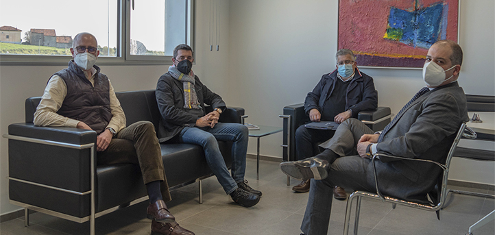 UNEATLANTICO establece lazos con el Colegio Oficial de Psicología de Cantabria para poner en marcha objetivos comunes