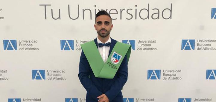 El TFG del alumno egresado, Pedro Luis Cosío, se convierte en un artículo científico publicado por International Journal of Environmental Research and Public Health