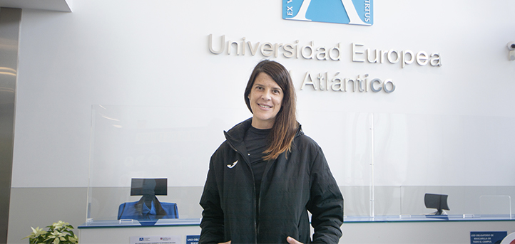 La medallista olímpica y docente en UNEATLANTICO, Ruth Beitia, comenta el papel de la mujer en el ámbito deportivo