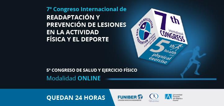 Comienza el VII Congreso Internacional de Readaptación y Prevención de Lesiones que organiza UNEATLANTICO