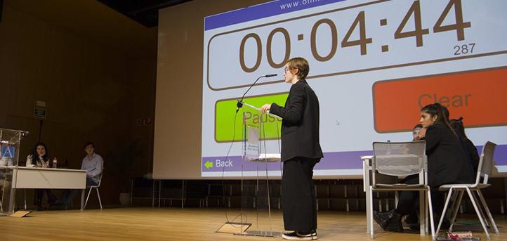 UNEATLANTICO organiza la IV Liga de Debate Preuniversitaria bajo una modalidad online en la queparticiparán colegios de diferentes regiones