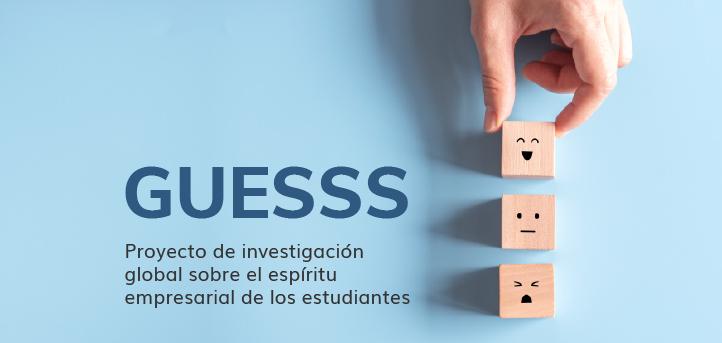 UNEATLANTICO forma parte del proyecto GUESSS de investigación global sobre el espíritu empresarial de los estudiantes