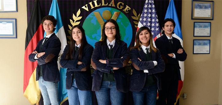UNEATLANTICO celebra una nueva edición de la Liga de Debate Preuniversitaria Panamericana, en la que participan colegios de ocho países