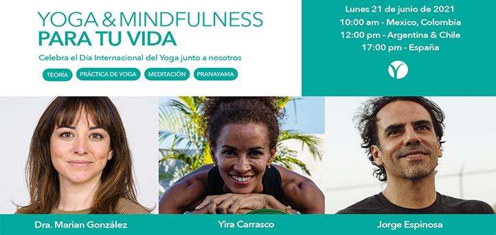 La docente de UNEATLANTICO, Marian González-García, imparte una conferencia sobre Mindfulness y ciencia el día 21 de junio con Yoga International