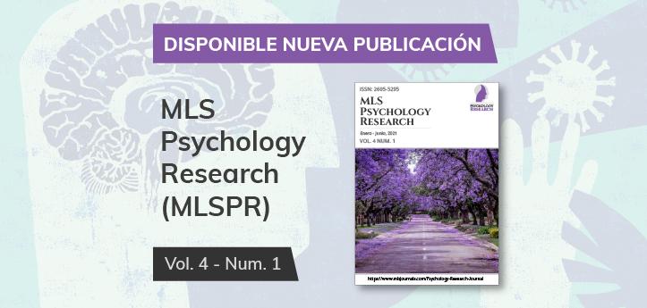 Publicado otro número semestral de la revista científica de psicología, Psychology Research, en la que colaboran un grupo de docentes
