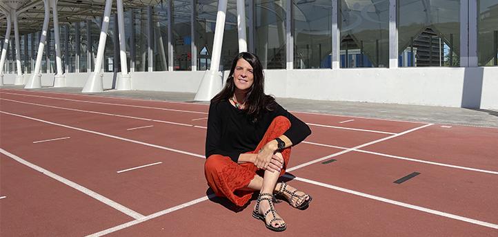 La docente de UNEATLANTICO y medallista olímpica, Ruth Beitia, dará cobertura en los Juegos Olímpicos de Tokio