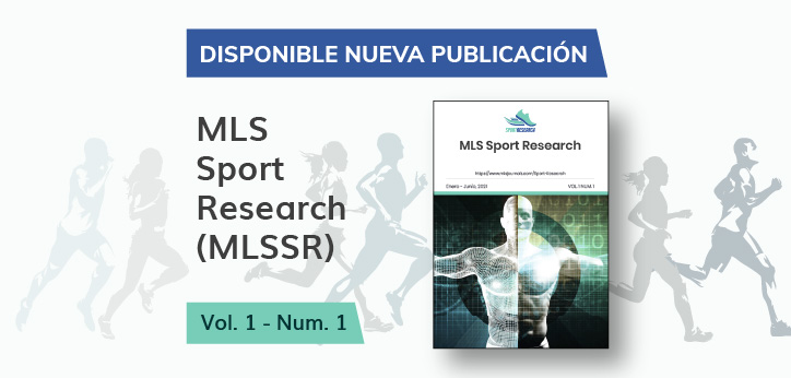 UNEATLANTICO impulsa la nueva revista de divulgación científica MLS Sport Research, que publica su primer número