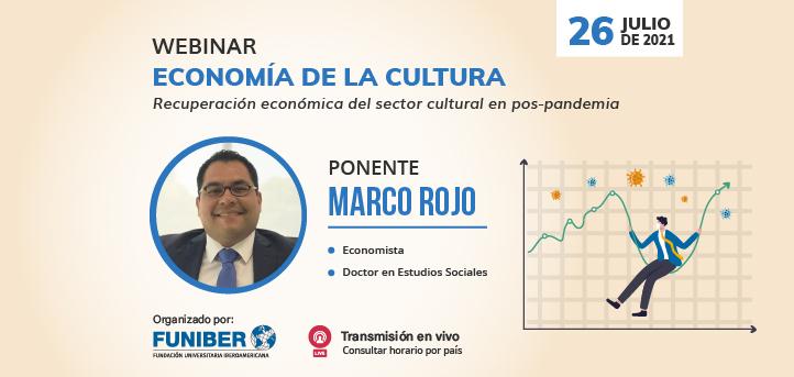 UNEATLANTICO organiza el webinar «Economía de la cultura. Recuperación económica del sector cultural en pos-pandemia»