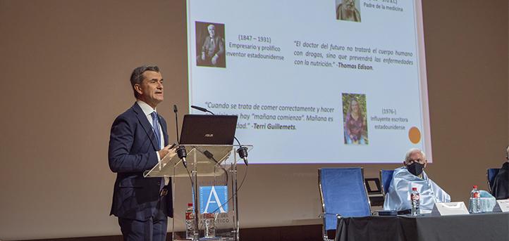 El Dr.Maurizio Battino, publica un artículo sobre la restricción calórica y las posibles implicaciones para el tratamiento del cáncer