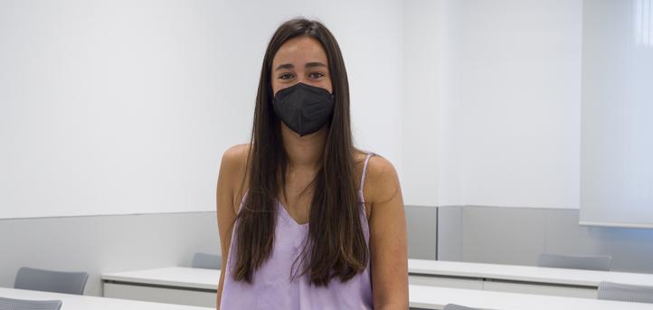 La estudiante recién egresada en Ciencia y Tecnología de los Alimentos, Ana Pinta, nos cuenta su doble experiencia en UNEATLANTICO