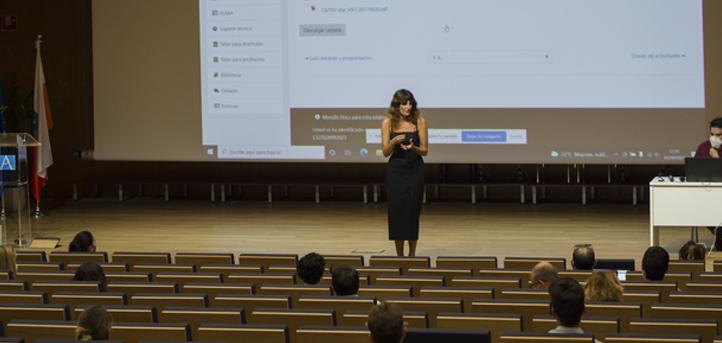UNEATLANTICO celebra un acto de bienvenida a la treintena de nuevos profesores que se incorporan este curso académico