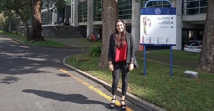 Hablamos con la profesora Paula Quijano Peña tras su experiencia docente en el programa Erasmus + en la Universidad de las Azores