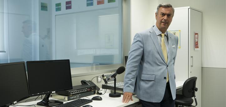 El Consejo Rector designa al profesor Alejandro Sanz como nuevo director académico del grado en Periodismo